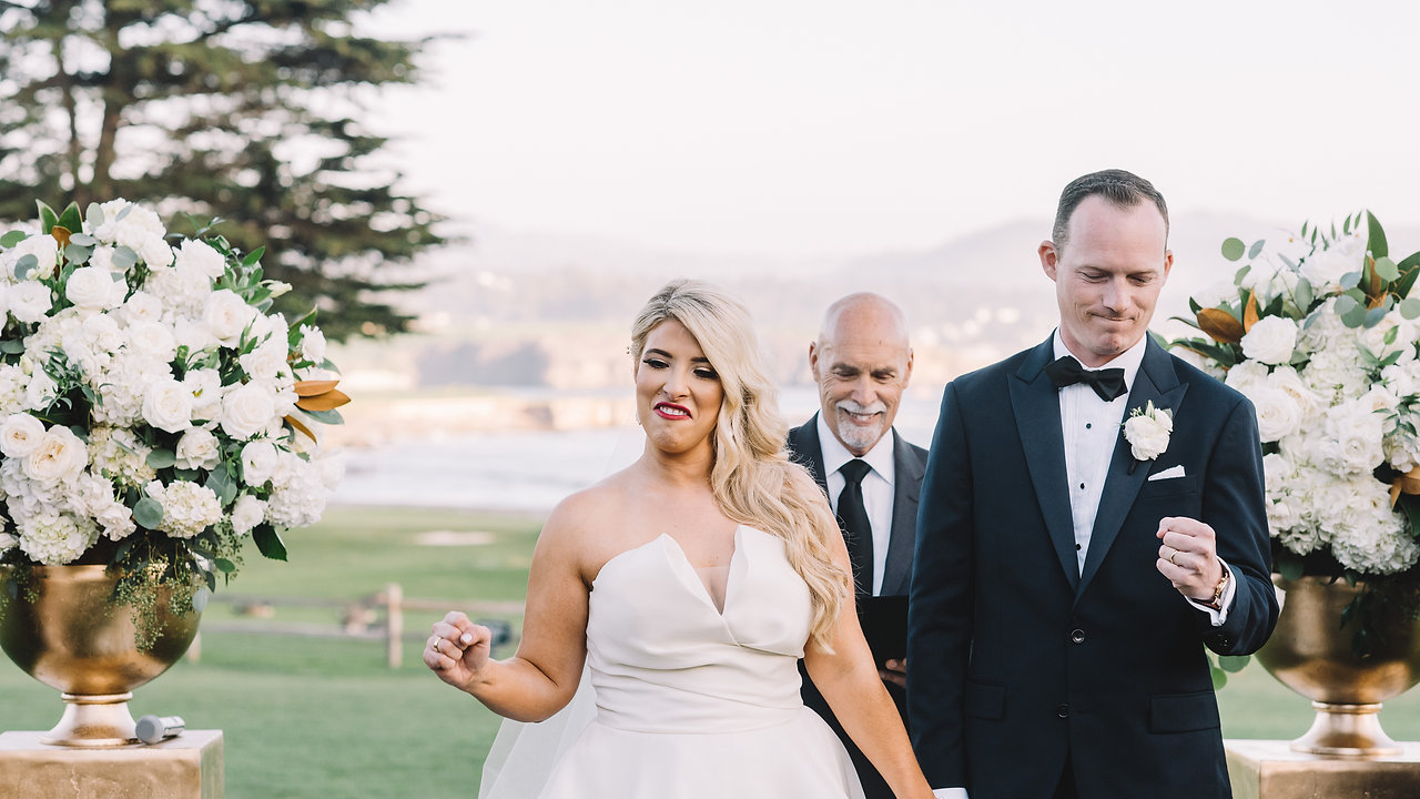 Bridget + Jesse | Pebble Beach