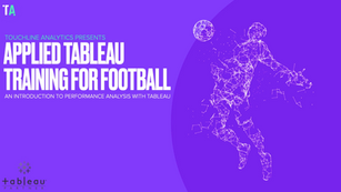 Touchline Analytics - An Introduction to Performance Analysis with Tableau
