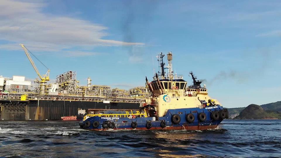 Vídeo Comercial Starnav Serviços Marítimos