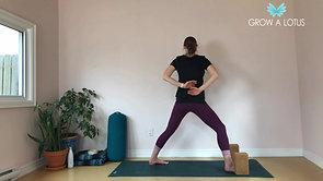 Yoga & the Tedious Task of Acorn Picking