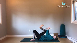 Ten Minute Sequence Lower Back