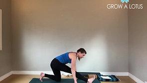 Yoga for Runners Hamstrings