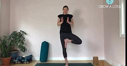 Balance & Movement in Stillness