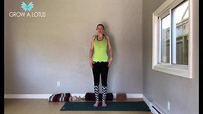 Yoga for Runners Shoulders