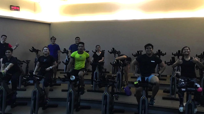 T2 on tour - Technogym Asia Tour - Day One