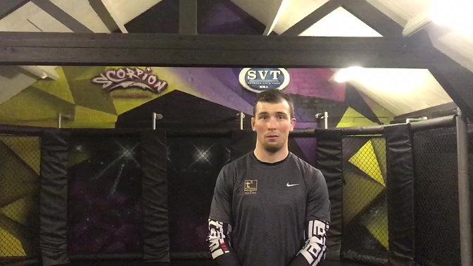 T2 Testimonial - MMA Fighter Craig Rawlins