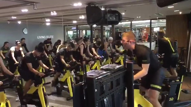 T2 on tour - Technogym Asia Tour - Day 3