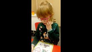 Ученики (дети 5-6 лет) видео 2