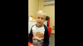 Ученики (дети 5-6 лет) видео 3