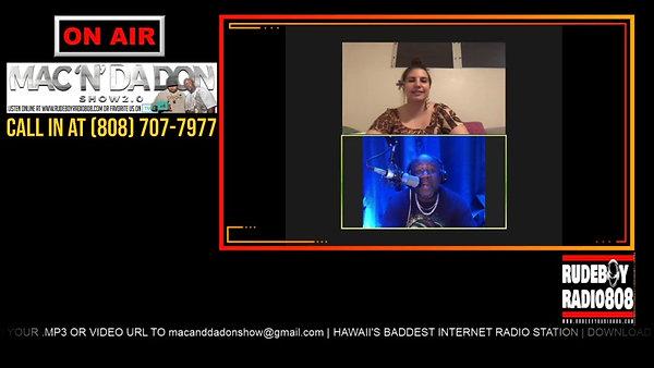 Mac'n'Da Don Show 2.0 | 07162020