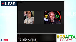 808 AFTA Show Hosted By Shango Da Don Ragga | Ep. 12 | Special Guest Soso Diosa