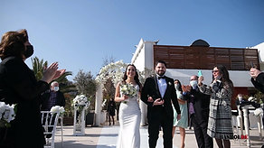 Esra Onur Wedding SMC İnstagram