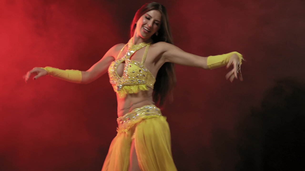 Learn Belly Dancing With Graciela