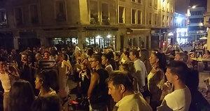 Salsa à la Fête de la musique à Rouen