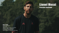 LIONEL MESSI CROSSBAR CHALLENGE - Testing Messis accuracy
