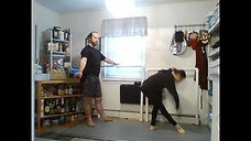 Virtual Ballet Barre 3/28/20