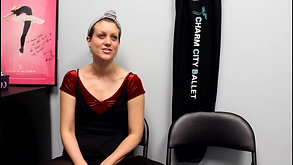 "Meet the Dancers: Nikki - Charm City Ballet presents ""A Christmas Carol"""