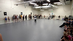 "Inside Rehearsal: Opening & Finale - Charm City Ballet presents ""A Christmas Carol"""