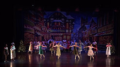 "Selections [with director commentary]: #1 - Charm City Ballet presents ""A Christmas Carol"""