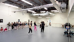 "Inside Rehearsal: Fred's Pary & Finale - Charm City Ballet presents ""A Christmas Carol"""