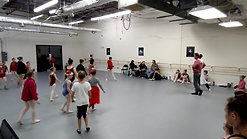 "Inside Rehearsal: Tech Week, Day 1 - Charm City Ballet presents ""A Christmas Carol"""