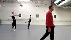 "Inside Rehearsal: Present - Charm City Ballet presents ""A Christmas Carol"""