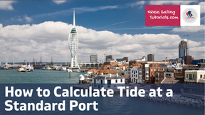 How to Calculate Tidal Heights at a Standard Port