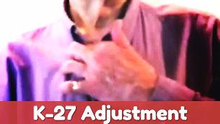 K-27 Self Adjust