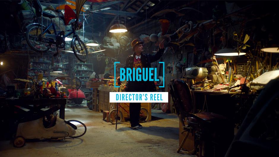 BriGuel Director Reel