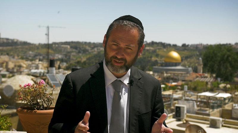 המוהל ראובן גורודצקי - מייסד הארגון
