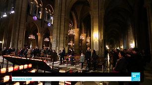 Le choeur de la cathédrale Notre-Dame de Paris, une renommée internationale