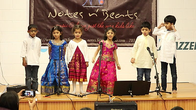 Young Children Singing Voice Lessons ChittyBangBang