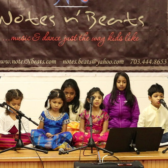 Singing carnatic classical young kids ramajanardhana