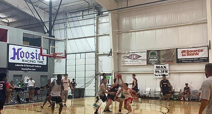 Braydon Flagg with the Jumper