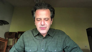 PETER VALENTE- [Part one] Pioneer Valley Poetry Festival Readings from Home