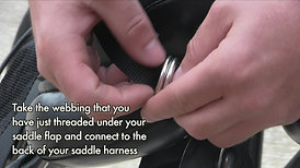 HB How too Saddle Harness