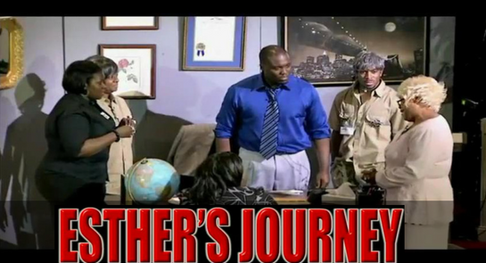 ESTHER'S JOURNEY THE STAGE PLAY