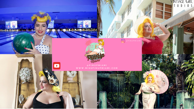 PinUp Miami YouTube Channel