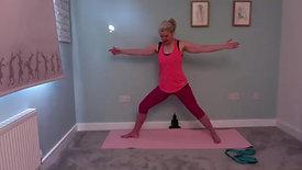 morning yoga 030821