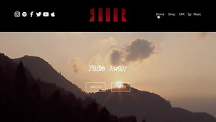 RUN iN RED Website 2018 Scroll through