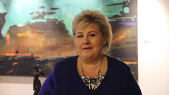 Statsminister Solberg gratulerer LIN med dagen!