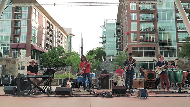 The Grateful Brothers Live at Peace Center Amphitheater