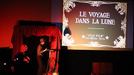 Méliès, le Cinémagicien.