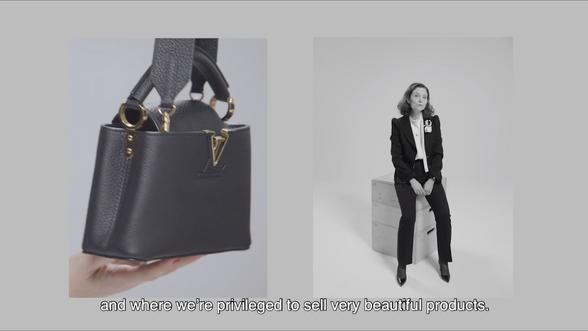The Doers _ Meet Sophie Aubin, Louis Vuitton Champs-Elysées Store Director