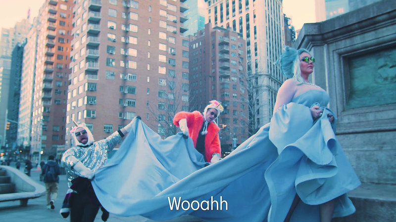 Lady Gaga vs. Glenn Close Oxcars