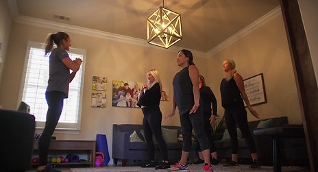 A Day With IN Home Fitness Trainers