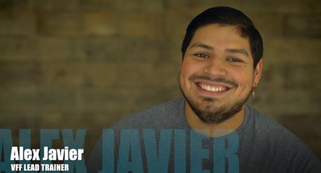 Meet Alex Javier