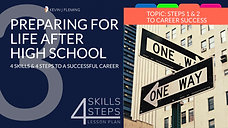 Lesson 3 video - Steps 1 & 2 to Career Success