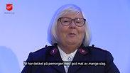 Nett-gudstjeneste fra Drammen korps