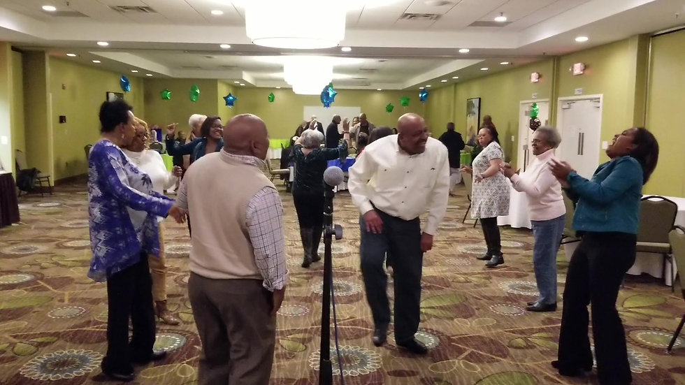 Funky Retirement Party!